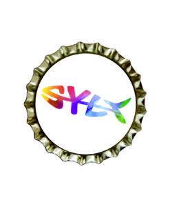 Syltfisch_Regenbogen_Magnet